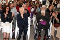 Sacerdote Roberto Bolton en Villa Grimaldi - diciembre 2010