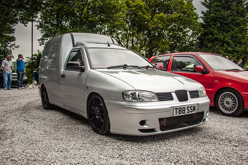 Unphased June, VW Caddy
