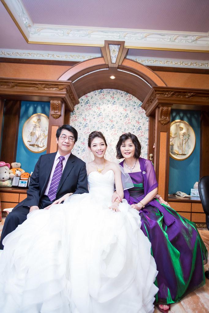 [高雄婚攝]森竹+筱涵-老新台菜-婚禮紀錄
