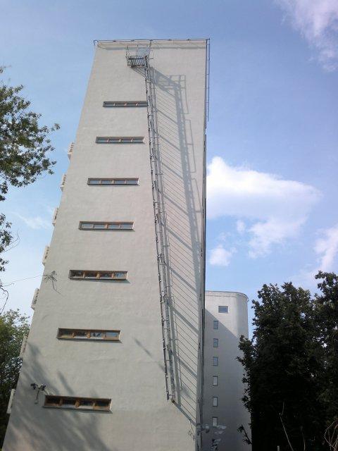 Дом-коммуна на улице Орджоникидзе