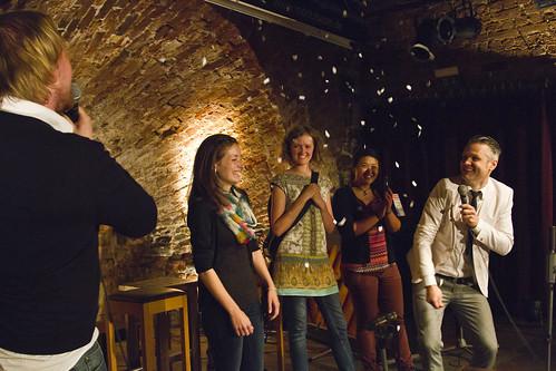 Song Slam Jahresfinale @ Moritzbastei Juni 2013
