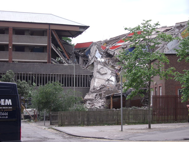 Derby Street multis remains