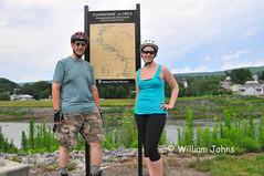 Bill and Rhonda: Mile 184.5