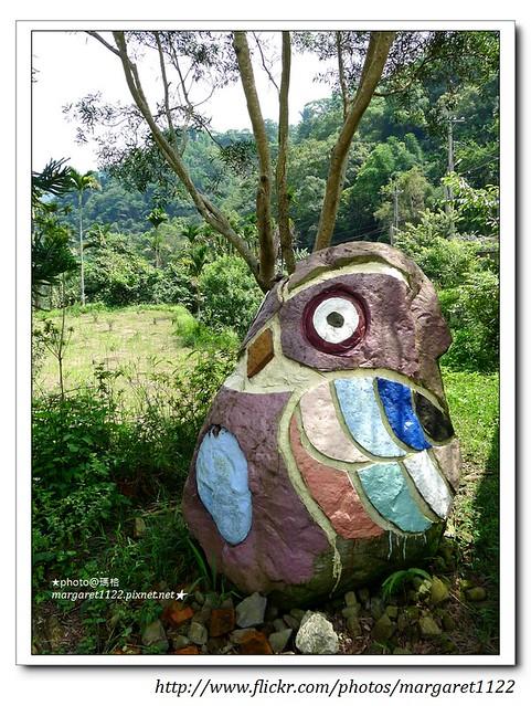 全世界最可爱的彩绘山猪石雕都在这里!