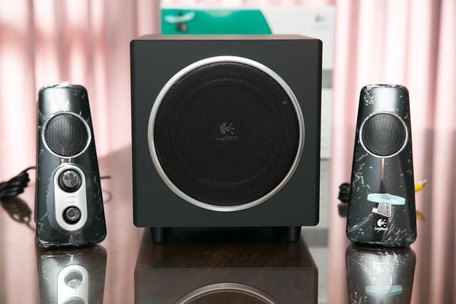 全方位聲音 – 羅技 Z523 三件式多媒體喇叭 @3C 達人廖阿輝