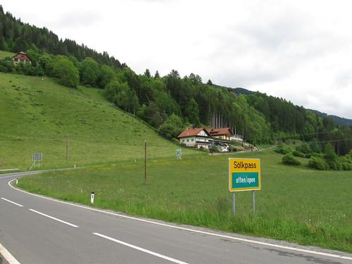 2013-05 Kawazuki week Oostenrijk (57) De Sölkpass op