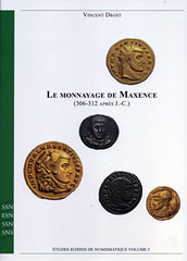 The coinage of Maxentius