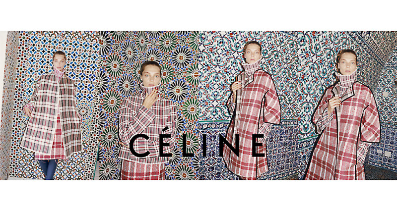 celine-fall-campaign-daria-2013