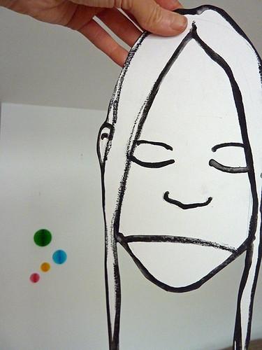 dibujo caminoroque