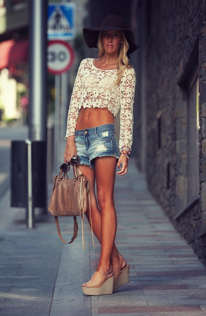 style lover crop top II