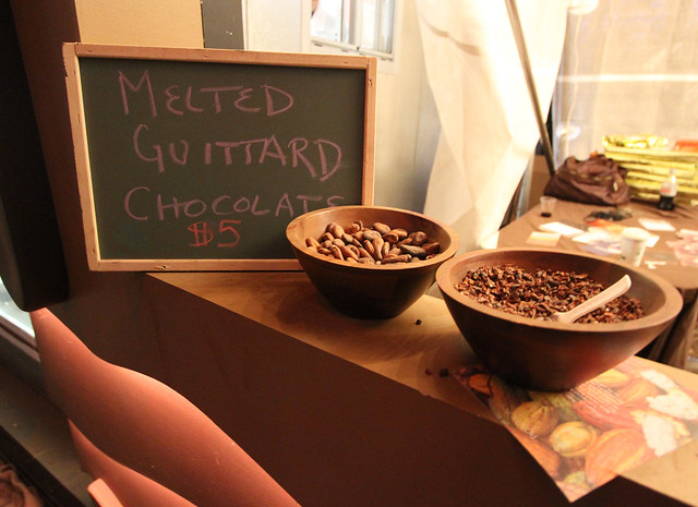 Guittard's Liquid Chocolate Bars