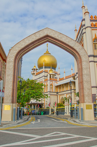 Masjid Sultan by Haryadi Be