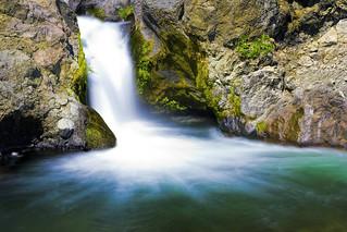Deer Creek Falls
