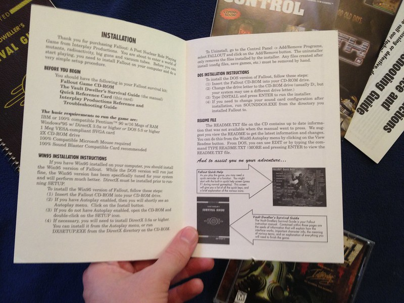 quick cover letter%0A Fallout   UK PS  Collector u    s Edition