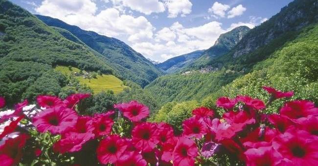 Valle Onsernone - jedno z nejtajemnějších údolí Ticina