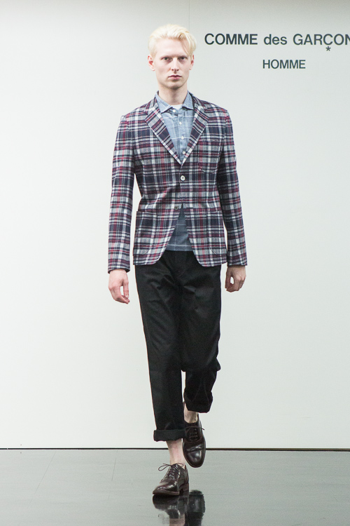 SS14 COMME des GARCONS HOMME023_Diederik Van Der Lee(Fashion Press)