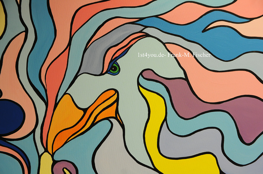 Pintura: Evy Pineda