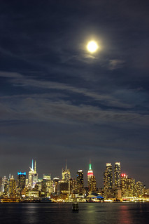 Moonlit City