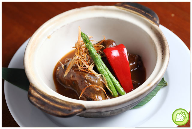 Tenderly Braised Ox Cheek Meat