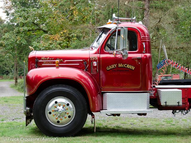 B 61 Mack Trucks : Mack b flickr photo sharing