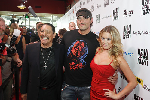 MACHETE KILLS Red Carpet 2013