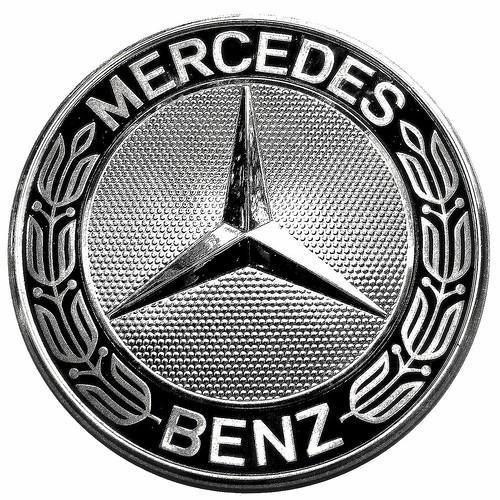 Mercedes benz emblem 2010 logo history photo for Mercedes benz amg emblem