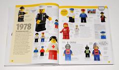 DK LEGO Minifigure Year By Year