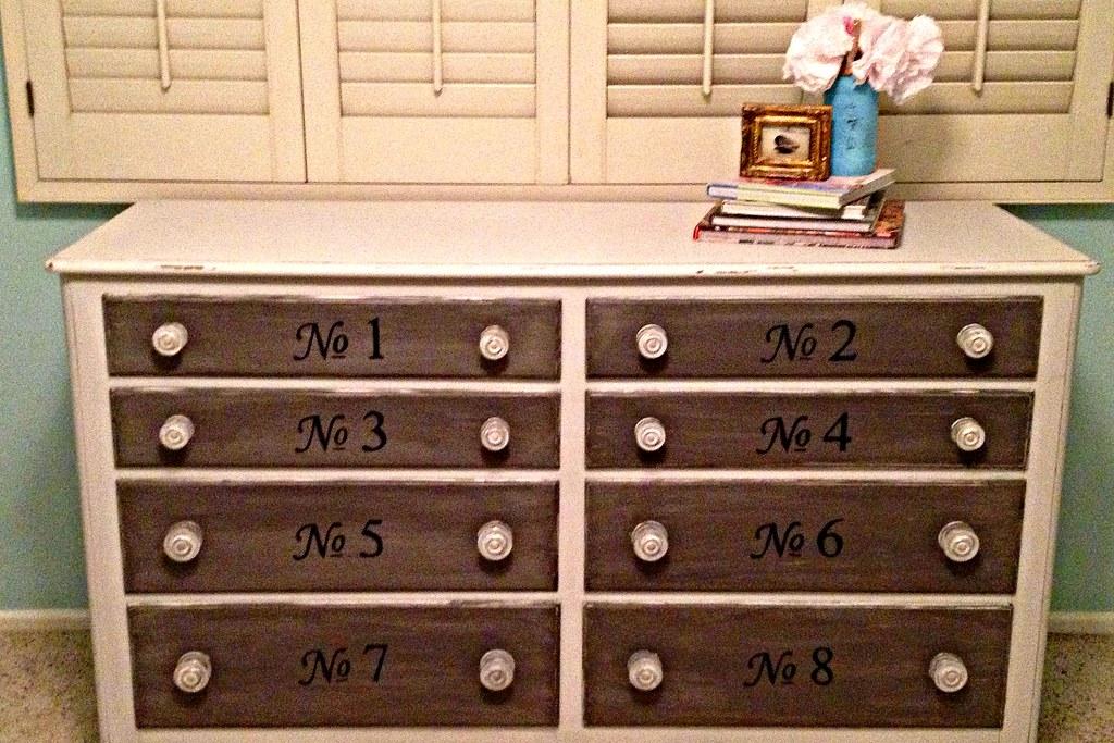 Melinda - Dresser After