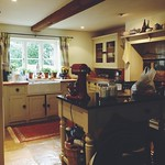 a gorgeous kitchen near cambridge