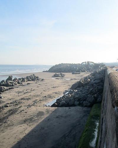 Kirkcaldy Promenade Works 7