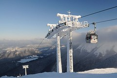 Terchová – Vrátna dolina - pozemský raj pre milovníkov zimných športov