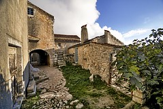 Lubenice street