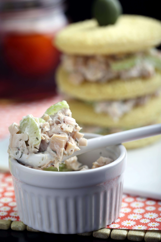 """Vegan """"Tuna"""" Salad Recipe — Dishmaps"""