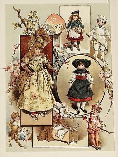 019- De groote poppen vergadering te Utrecht-1889-© Royal Library