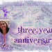 Three Year Blogging Anniversary by Digital Lady Syd