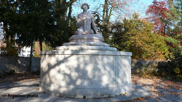 1st World War Memorial, Solothurn