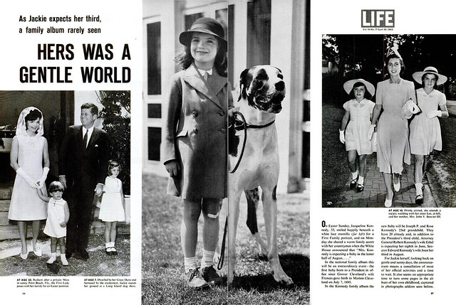 LIFE Magaxine APRIL 26, 1963 (2) - HERS WAS A GENTLE WORLD