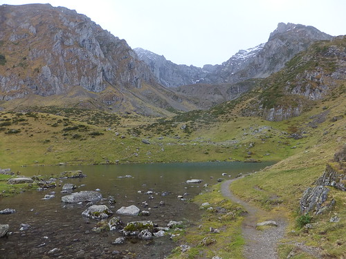 Lac d'Arou-Payolle 174