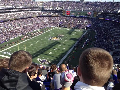 Ravens game