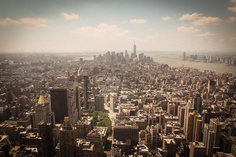 帝國大厦 Empire State Building|NewYork