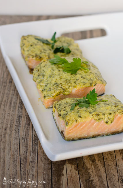 how to cook salmon steak oven skin cornongware