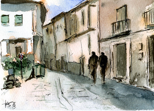 Aldeanueva - Calle La Renta by bodiley48