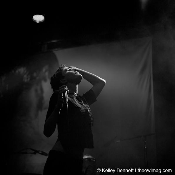 Polica @ Regency Ballroom, SF 11/21/13
