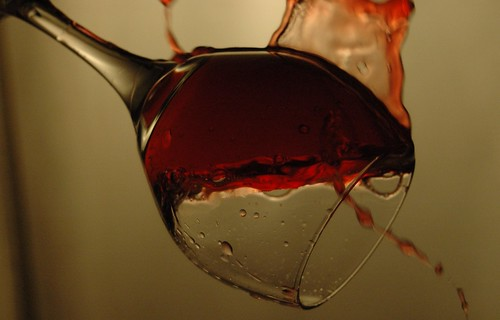 Removing Red Wine Stains