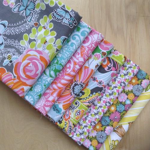 Field Day fabrics