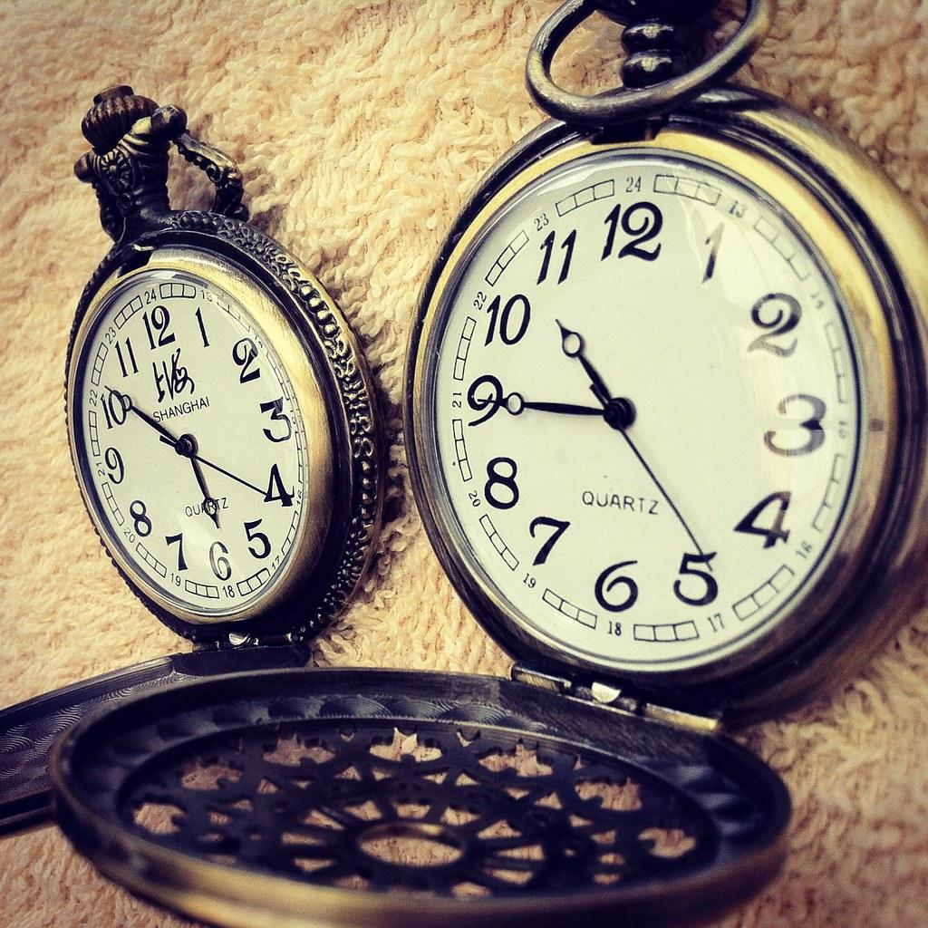 Vintage watch. :)