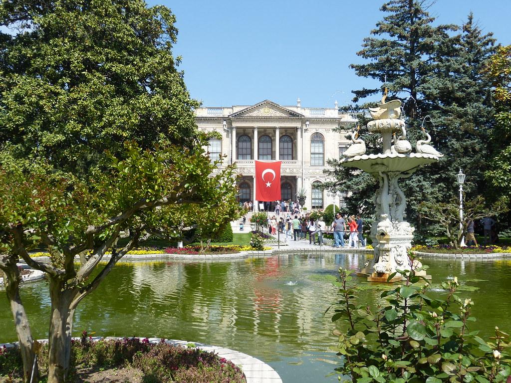 Dolmabahçe Palace 2