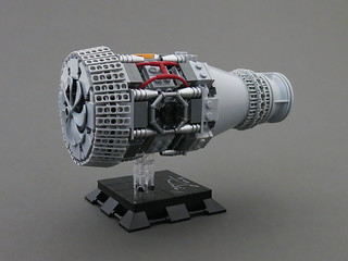 Podracer engine