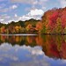 Massachusettes   Lake  Panarama 2 by slimjim340
