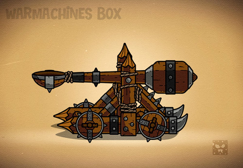 Warmachine Box